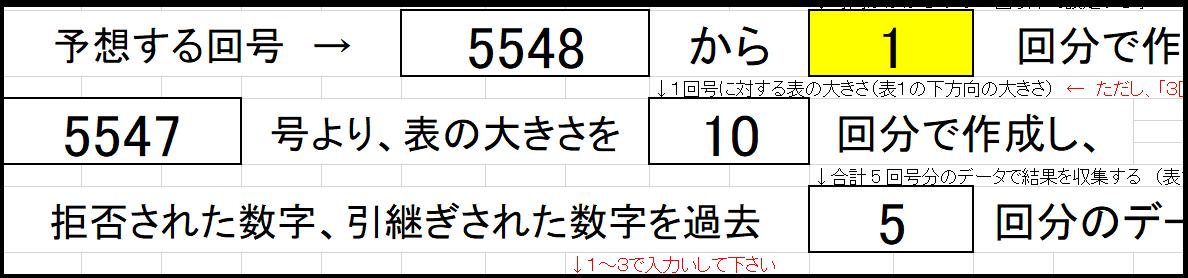 ナンバーズ3予想058